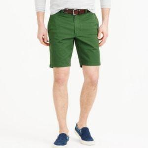 J Crew Stanton Chino Shorts